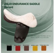 Zaldi Record endurance saddle
